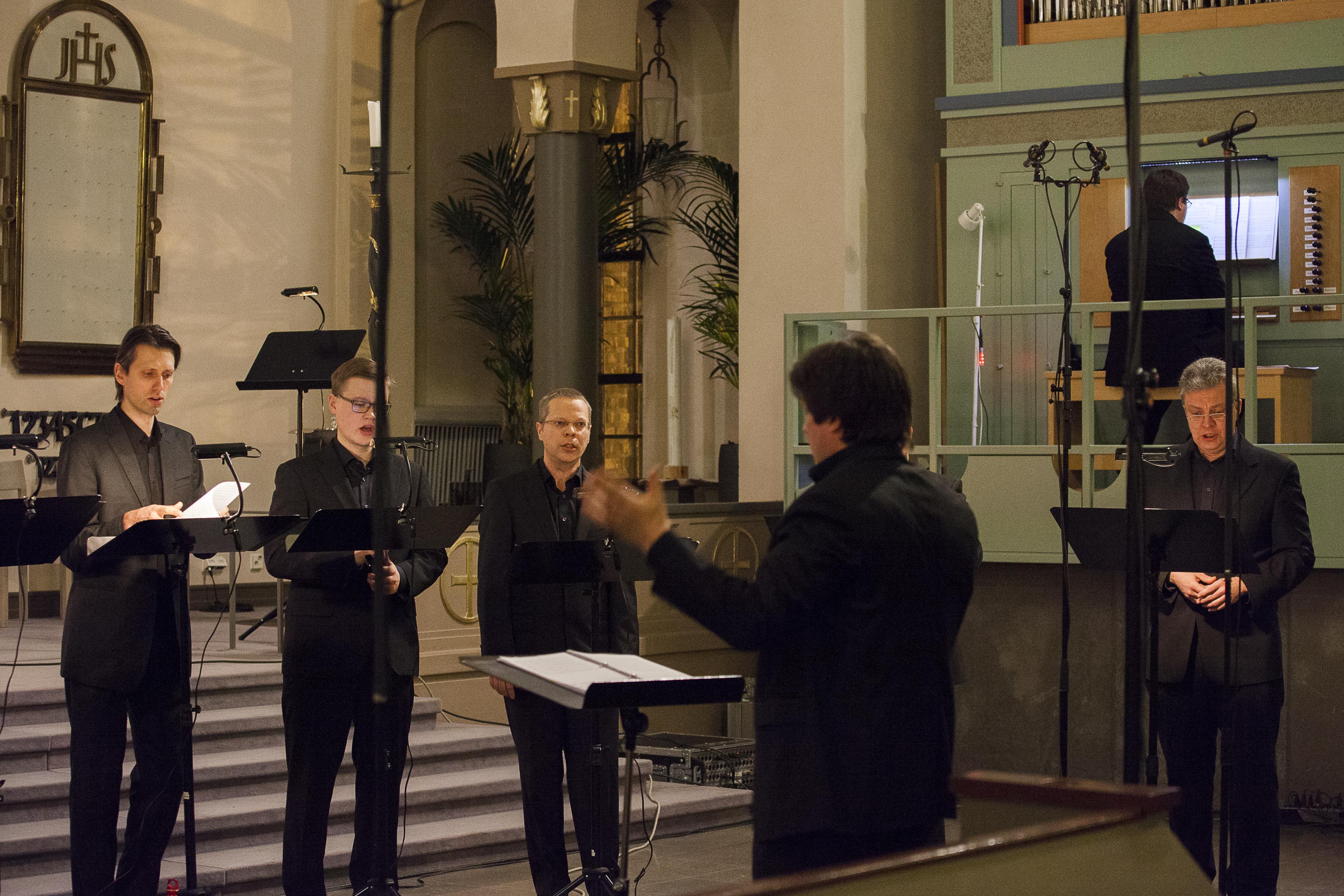 16.1.2014 – Musiikkia Sikstiiniläiskappelista