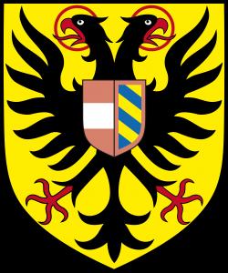 Habsburgin suvun vaakuna